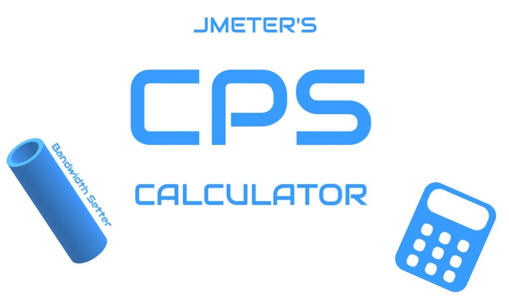 CPS Calculator Bandwidth Setter