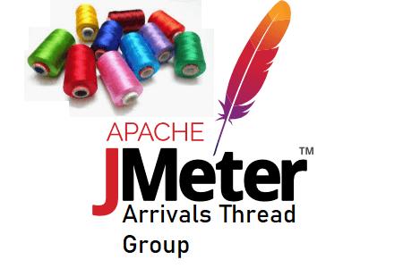 JMeter - Arrivals Thread Group