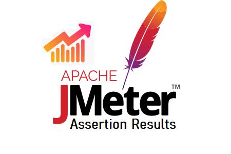 JMeter - Assertion Results Listener