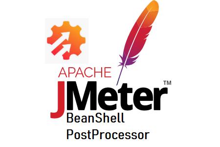 JMeter - BeanShell PostProcessor Logo