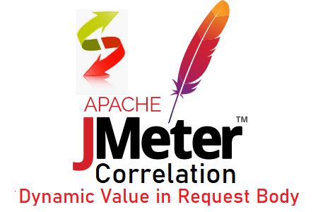 JMeter - Correlation - Dynamic value in Request Body