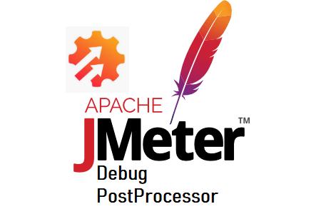JMeter - Debug PostProcessor Logo