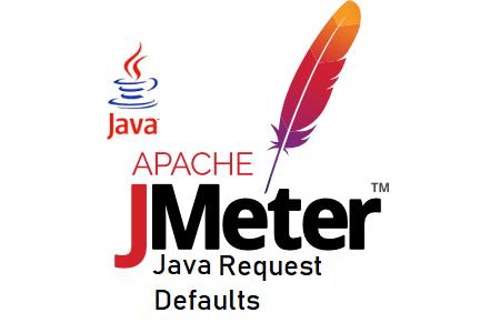 JMeter - Java Request Defaults