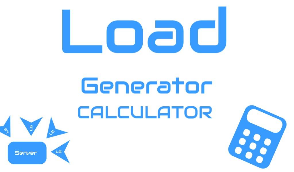 load generator calculator