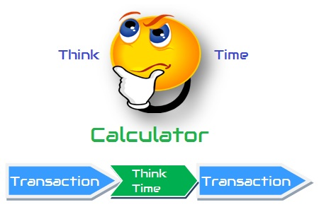 Think Time Calculator