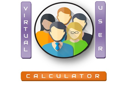 Virtual User Calculator