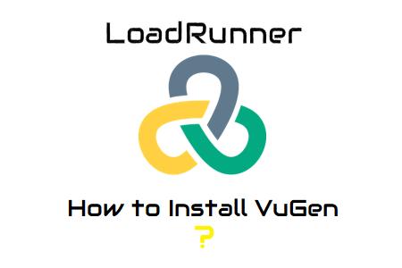 LoadRunner_Installation_VuGen