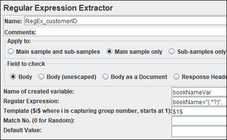 Select Random Value using RegEx
