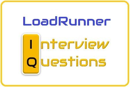 LoadRunner Interview Question