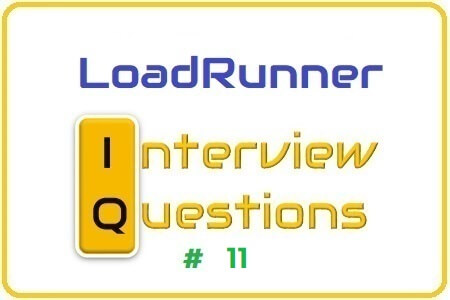 LoadRunner Interview Question 11