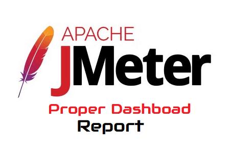 Generate JMeter Dashboard Report