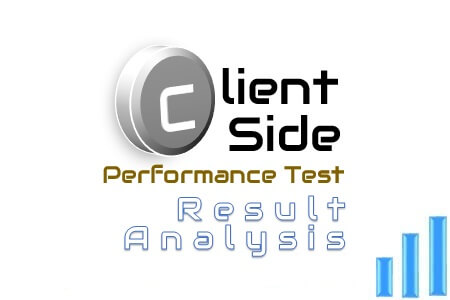 Performance Test Result Analysis - Client Side Result