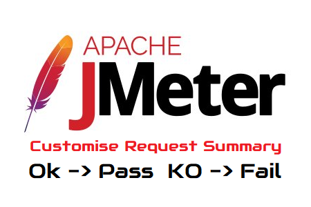 Customise Request Summary in JMeter Dashboard Report