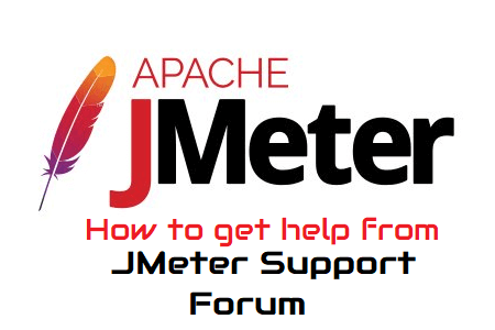How to get help from JMeter Support Forum