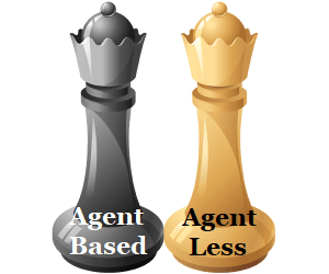 Agent-Based vs Agent-Less Monitoring Tools