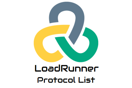 LoadRunner Protocols List