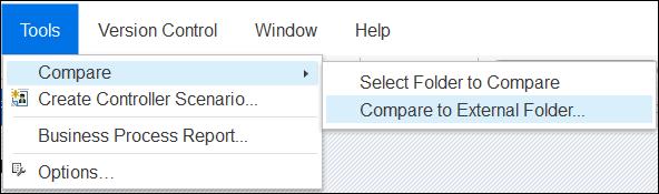 LoadRunner Manual Correlation - Script Comparison