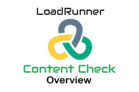 LoadRunner Content Check