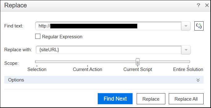 LoadRunner Parameterization