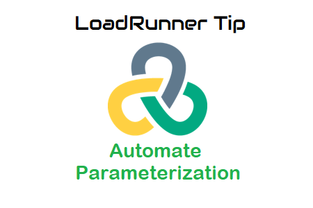 LoadRunner Tips - Automater Parameterization