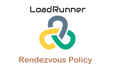 LoadRunner Rendevous Policy