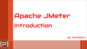 Apache JMeter Introduction