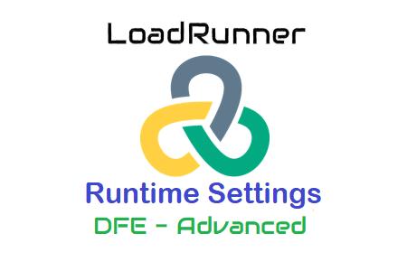 LoadRunner-Runtime-Settings-Preferences-DFE-Advanced