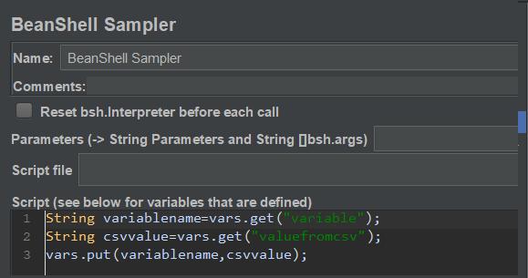 JMeter Parameter Setting - Random Each Occurrence