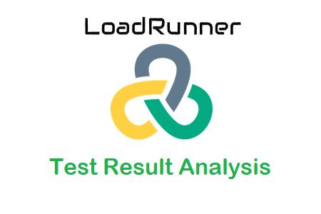 LoadRunner - Test Result Analysis