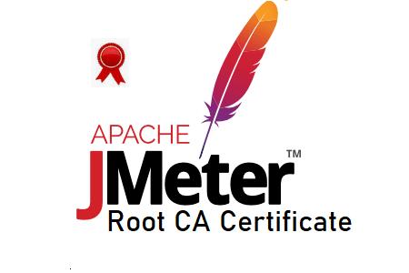 Apache JMeter Root CA Secured Certificate