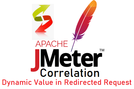 JMeter - Correlation - Dynamic value in Redirected Request