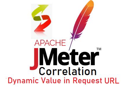 JMeter - Correlation - Dynamic value in Request URL