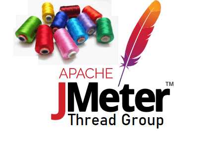 JMeter - Thread Group Logo