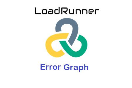 LoadRunner - Error Graph