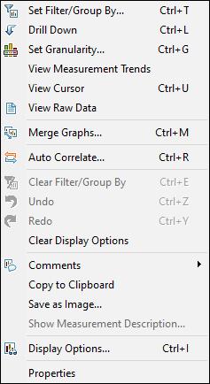 LoadRunner - Overlay, Correlate & Tile Graphs - Merge Option