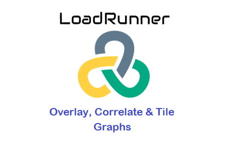 LoadRunner - Graph Analysis - Overlay Correlate and Tile