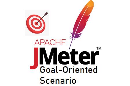 JMeter - Goal Oriented Scenario