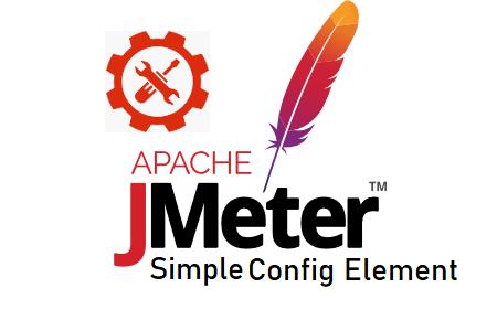 JMeter - Simple Config Element