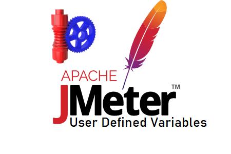 JMeter - User Defined Variables