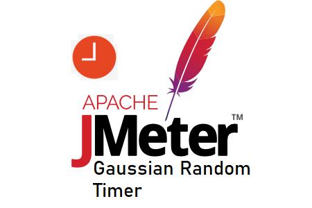 JMeter - Gaussian Random Timer
