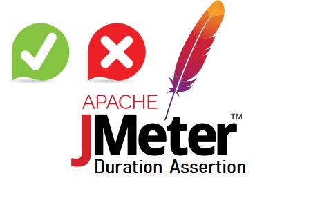 JMeter - Duration Assertion logo