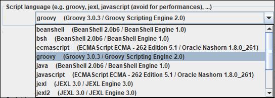 JMeter - JSR223 PostProcessor