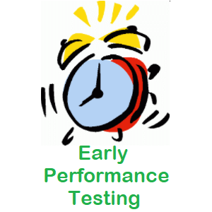 Early Performance Testing