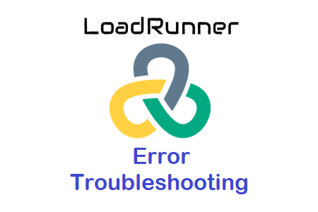 LoadRunner - Error Troubleshooting