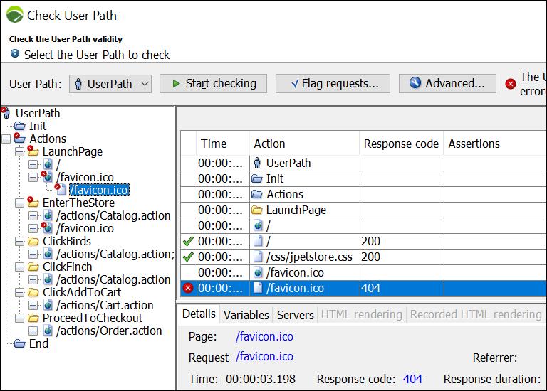 NeoLoad - Correlation (Handling Dynamic Value) - User Path
