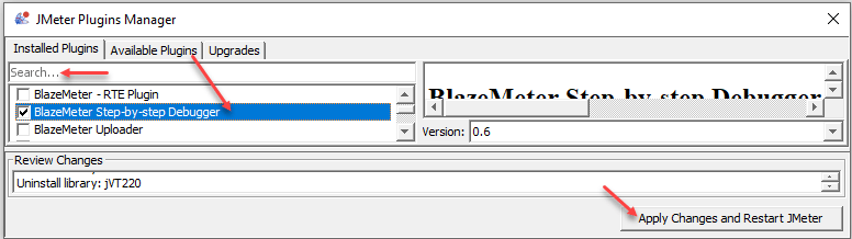 JMeter - Real-Time Debugging (All In One) - Plugin