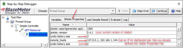 JMeter - Real-Time Debugging (All In One) - JMeter properties